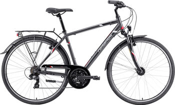 "GENESIS Touring 2.1 Trekkingbike 28"" Herren grau"