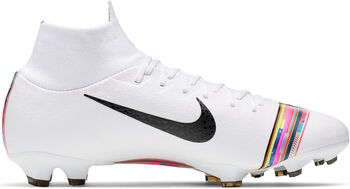 Nike Superfly 6 Pro LVL UP FG Fußballschuhe Herren weiß