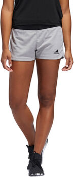 adidas Soft Touch Shorts Damen grau