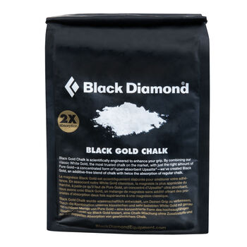 Black Diamond Black Gold Magnesium schwarz