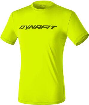 DYNAFIT Traverse T-Shirt Herren gelb