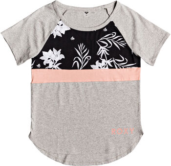 Roxy Before I Go T-Shirt Damen grau