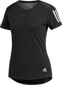 ADIDAS Own the Run T-Shirt Damen schwarz