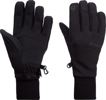 McKINLEY Devon Softshell Skihandschuhe  schwarz