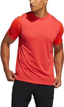 ADIDAS Fl Geo T-Shirt Herren rot