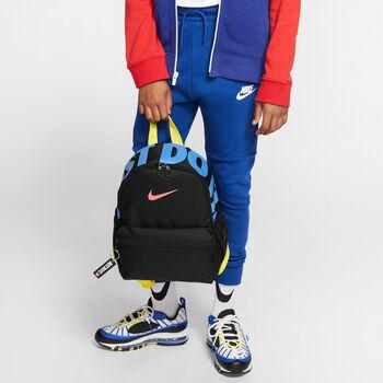 Nike Brasilia Mini Rucksack  schwarz