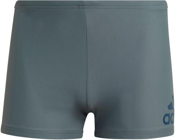 Badge Fitness Boxer Badehose