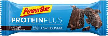 PowerBar  Protein Plus Low Sugar Riegel braun