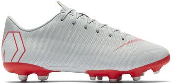Nike Mercurial Vapor XII Academy MG Fußballschuhe Jungen grau