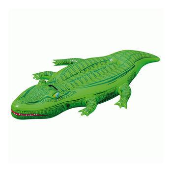 Bestway Krokodil Aufblastier blau