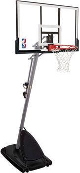 Spalding Pro Glide Basketballanlage schwarz