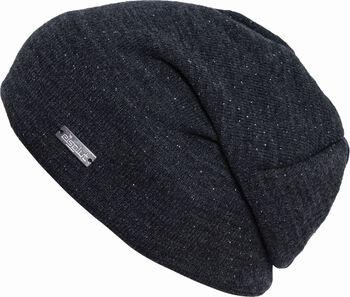 Eisglut Lucill Mütze Damen grau