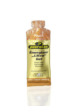 Peeroton Energizer Ultra Gel Pfirisch 40g orange