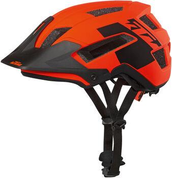 KTM Factory Enduro Radhelm orange