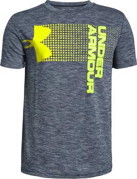 Under Armour Crossfade T-Shirt Jungen blau