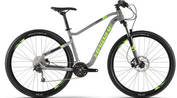 "Haibike SEET HardNine 4.0 Mountainbike 29"" weiß"