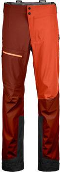 ORTOVOX 3L Ortler Hardshellhose Herren orange