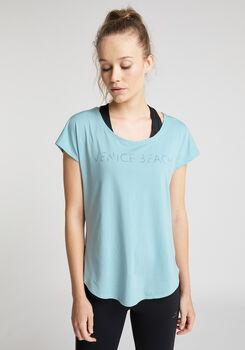 VENICE BEACH T-Shirt Damen blau