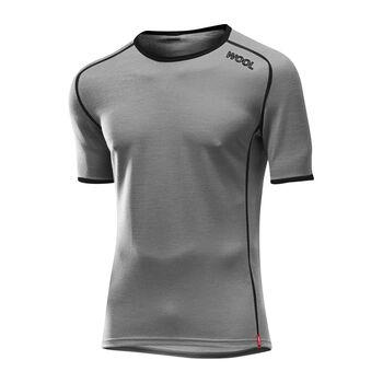 LÖFFLER TRANSTEX® MERINO T-Shirt Herren grau