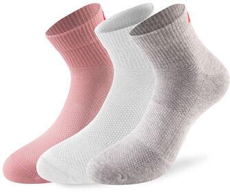 Performance Quarter Tech Socken