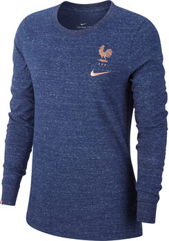 Nike FFF Langarmshirt blau