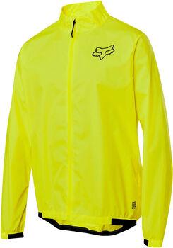 Fox Racing Defend Wind Jacket Radjacke Herren gelb