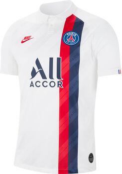 Nike Paris Saint-Germain 2019/20 Stadium Third Fußballtrikot weiß