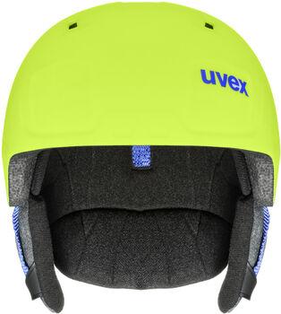 Uvex MANIC PRO Skihelm gelb