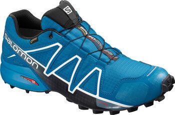 Salomon Speedcross 4 GTX Laufschuhe Herren blau