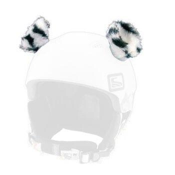 NOBRAND Crazy Usi Helm-Ohren weiß