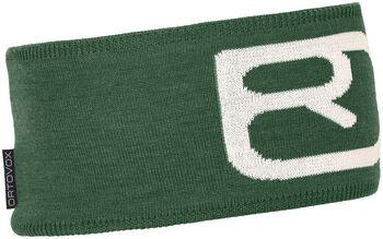 ORTOVOX Pro Stirnband grün
