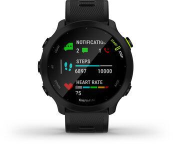 Garmin Forerunner 55 GPS Laufuhr schwarz