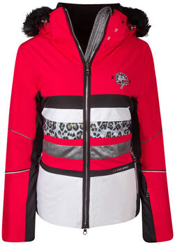 CANYON Skijacke Damen rot