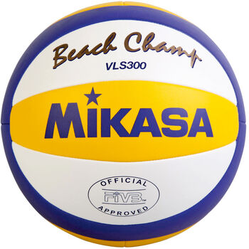 Mikasa Beach Champ VLS 300 Beachvolleyball weiß