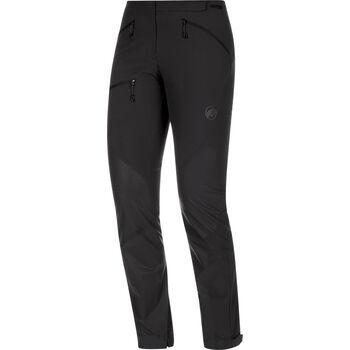 MAMMUT Courmayeur Softshell Pants Damen schwarz