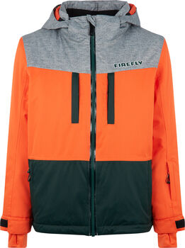 FIREFLY Cali II Snowboardjacke orange