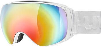 Uvex Sportiv FM Skibrille weiß