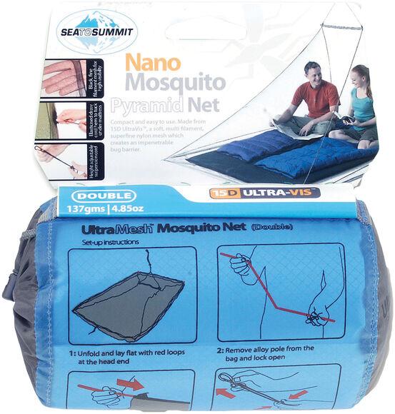 Nano Mosquito Pyramid Net Moskitonetz