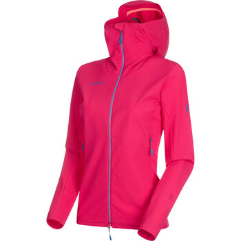 MAMMUT Aenergy Pro Softshell Jacke Damen pink