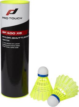 PRO TOUCH SP 400 Badmintonbälle gelb