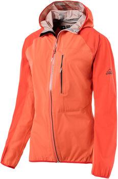 McKINLEY X-Lightarenda II Hardshell Wanderjacke Damen orange