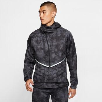Nike AeroLoft Laufjacke Herren grau