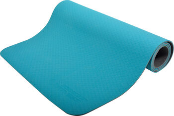 NOBRAND BI-Color Yogamatte  grün