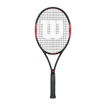 Wilson FEDERER CONTROL 103 Tennisschläger Herren rot