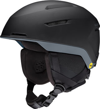 SMITH Altus Skihelm schwarz