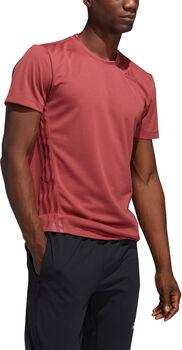 adidas AEROREADY 3-Streifen T-Shirt Herren rot