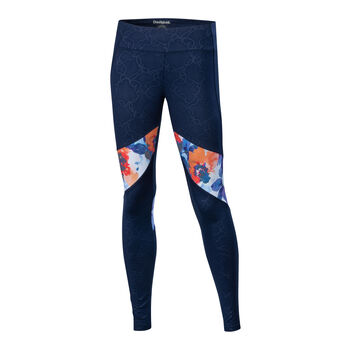 Desigual Tone to T. Leggings Damen blau