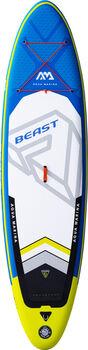 Aqua Marina Beast Stand-Up-Paddle weiß
