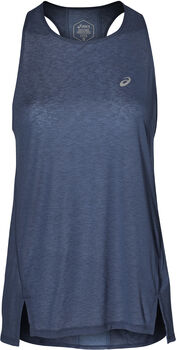 Asics COOL TANK Shirt Damen blau
