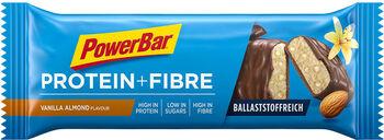 PowerBar  Protein Plus Fibre Riegel gelb